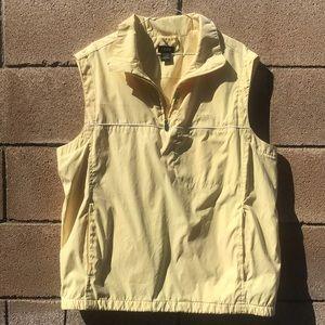 🎃3/$18 Izod wind and rain golf vest